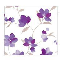 Papel-de-parede-floral-lilas-branco-e-cinza-Allegra-vinilico-53cm-x-10m-Muresco