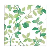 Papel-de-parede-folhagem-verde-e-branco-Allegra-vinilico-53cm-x-10m-Muresco