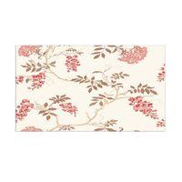 Papel-de-parede-floral-vermelho-Aquarela-52cm-x-10m-vinilico-Revex