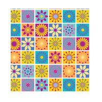 Tecido-adesivo-azulejos-multicor-Girls-45cm-x-1m-Panoah