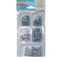 Jogo-de-pregos-galvanizados-com-cabeca-de-aco-Kit-15-cinza-Fixtil