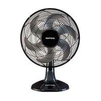 Ventilador-de-mesa-6-pas-Turbo-127V-80W-40cm-preto-e-cinza-Ventisol