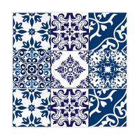 Adesivos-de-azulejo-Magic-24-unidades-Grudado-Adesivos
