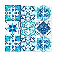 Adesivos-de-azulejo-Portugal-24-unidades-azul-Grudado-Adesivos