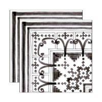 Ladrilho-Vodevil-Bellaria-Sombra-3-20x20cm-Colormix