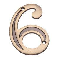 Numero-6-Residencial-de-zamac-latonado-oxidado-Uniao-Mundial