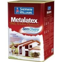 Tinta-Latex-Metalatex-Premium-acrilica-fosco-18L-mel-Sherwin-Williams