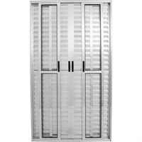 Porta-de-correr-de-aluminio-6-folhas-Ouro-210x200cm-brilhante-Ebel