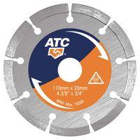Disco-diamantado-Segmentado-ATC-20x110mm-Irwin