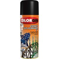 Tinta-spray-esmalte-anti-ferrugem-preto-350ml-Sherwin-Williams