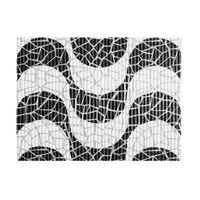 Passadeira-PVC-65cm-x-1-metro-Tropical-branco-e-preto-Kapazi