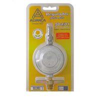 Regulador-para-gas-504-01-com-mangueira-120cm-Alianca