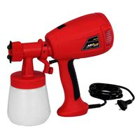 Pistola-pulverizadora-Air-Plus-Spray-300W-127V-vermelha-Schulz