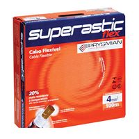 Cabo-Superastic-Flex-4mm-750V-100m-cinza-Prysmian