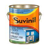 Resina acrílica base água branca 3,6 L Suvinil