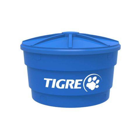 e926697b2 Caixa d água de polietileno com tampa 1000 litros Tigre - Telhanorte