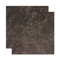 Piso-ceramico-polido-retificado-51x51cm-Emper-A-marrom-Itagres