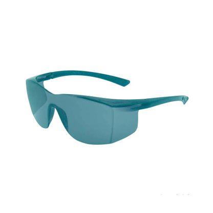 8862446a6b171 Óculos de proteção em policabornato SS01N-C-AR CA 30013 cinza Super Safety  - Telhanorte