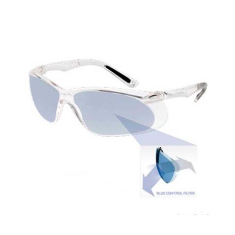 957743fb1 Óculos de proteção em policabornato SS5I Blue Control CA 26126 incolor  Super Safety