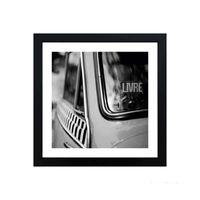 Quadro-decorativo-Taxi-DKW-33x33cm-preto-Infinity