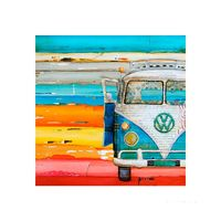 Placa-decorativa-Blue-Kombi-20x20cm-Infinity