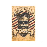 Placa-decorativa-O-Barba-20x30cm-Infinity