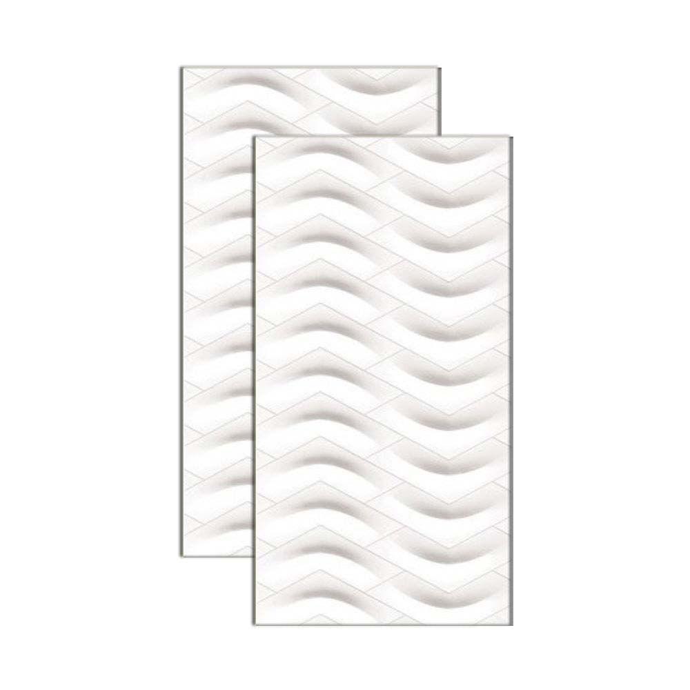 Revestimento De Parede Retificado 33 8×64 3cm Capri Acetinado