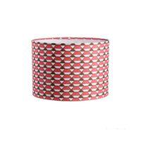 Cupula-de-abajur-Trama-24x17cm-vermelho-LS-Ilumina