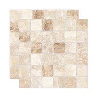Porcelanato-Mosaico-Mineira-61x61cm-cinza-Buschinelli