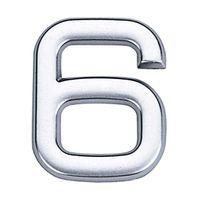 Numero-6-de-ABS-auto-adesivo-39cm-cromado-Bemfixa