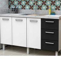 Gabinete-Apolo-Flat-para-pia-de-150cm-preto-Cozimax