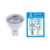 Lampada-LED-power-GU10-45W-6000K-branca-360lm-Bronzearte