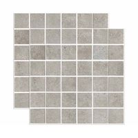 Mosaico-Seattle-Gris-33x33cm-cinza-Incepa