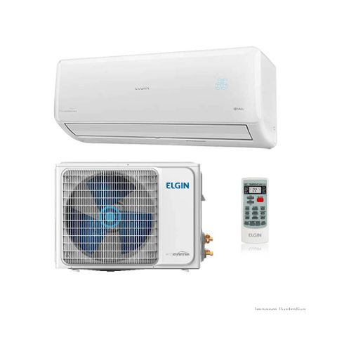Ar Condicionado Split 9000 Btu H Frio 220v High Wall Eco Inverter