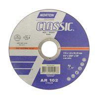 Disco-de-corte-fino-para-metais-1143x222x1mm-Classic-AR302-Norton