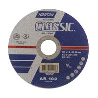 Disco-de-corte-fino-para-metais-1143x222x16mm-Classic-AR302-Norton
