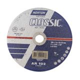 Disco de corte fino para metais 180x22,2x1,6mm Classic AR302 Norton