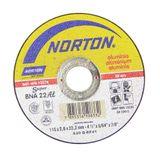 Disco de corte para alumínio 180x22,2x2mm BNA22 Norton