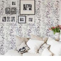 Adesivo-de-parede-folhas-cores-44cm-x-3-metros-Grudado-Adesivos