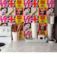 Adesivo-de-parede-quadros-pop-art-44cm-x-3-metros-Grudado-Adesivos