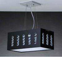 Plafon-Cristal-LED-1x20W-127V-6400K-preto-Bronzearte