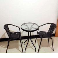 Conjunto-de-mesa-e-duas-cadeiras-preto-Coisas-e-Coisinhas