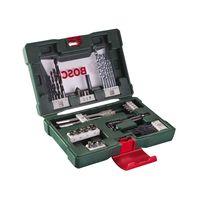 Jogo-de-ferramentas-V-Line-41-pecas-para-furar-e-parafusar-verde-Bosch