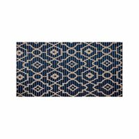 Passadeira-tropical-arabesco-43cm-x-1-metro-azul-e-bege-Kapazi