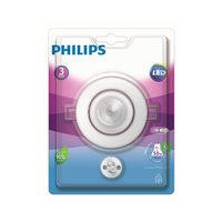 Spot-de-embutir-redondo-LED-5W-2700K-branco-Philips
