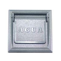 Visor-de-agua-reto--preto-de-aluminio-Eco-Pintart