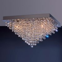 Luminaria-de-sobrepor-45W-G9-espelhado-PEN6LZSQ-Bronzearte