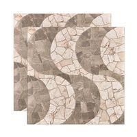 Piso-ceramico-Wave-acetinado-bold-53x53cm-branco-e-grafite-Royal-Gres