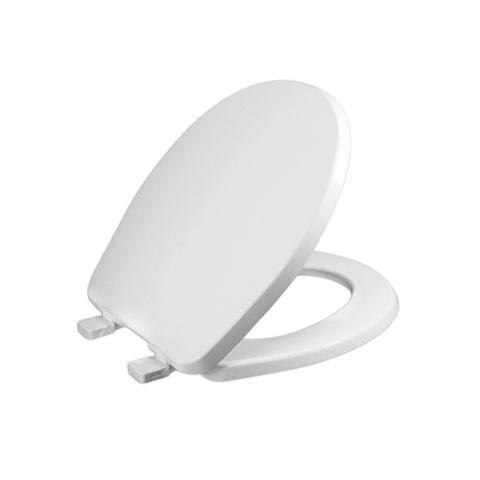 d1a90d7becc3 Assento sanitário convencional Universal Solution plástico branco Tupan