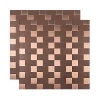 Pastilha-de-aluminio-autoadesiva-304x304cm-bronze-Glass-Mosaic